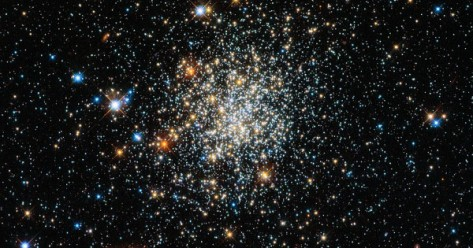 Star Cluster, photo by NASA, via WIkiMedia