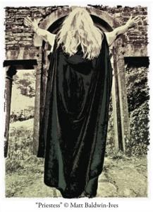 Priestess ©Matt Baldwin-Ives