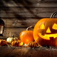 De pie entre los mundos en Samhain