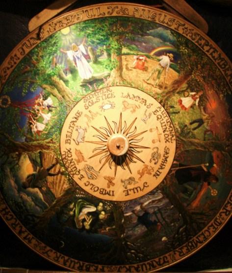 Charla Wicca Tradicional y La Rueda del Año